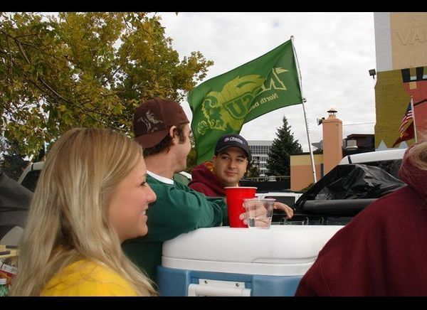 "Reserve your spot early if you are a <a href=""http://www.gobison.com/sports/2013/4/19/tailgating.aspx?tab=tailgating"" target="