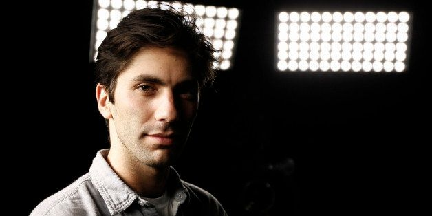 "Nev Schulman, from the film ""Catfish"", poses for a portrait in Los Angeles, Monday, Oct. 4, 2010. (AP Photo/Matt Sayles)"