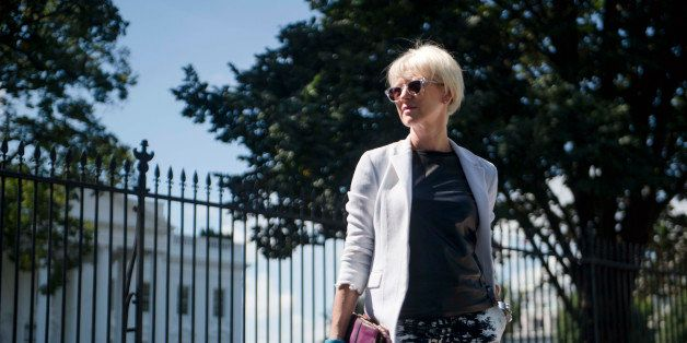 WASHINGTON, DC - SEPT 13: Joanna Coles, Editor-in-Chief of Cosmopolitan magazine, has begun making regular visits to Washingt