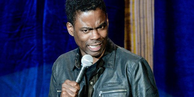 TORONTO, ON - SEPTEMBER 27:  Chris Rock performs at Laughter Is The Best Medecine II: The Comedy Gala at Allstream Centre on
