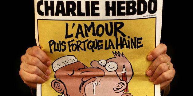 En hommage aux victimes de l'attentat de Charlie Hebdo.  Pour la liberté d'expression. Je suis Charlie. ___  As all the