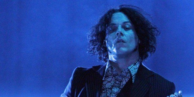 Jack White performs at the Bonnaroo Music and Arts Festival on Saturday, June 14, 2014, in Manchester, Tenn. (Photo by Wade P