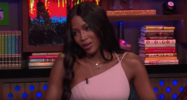 Naomi Campbell on 'Watch What Happens