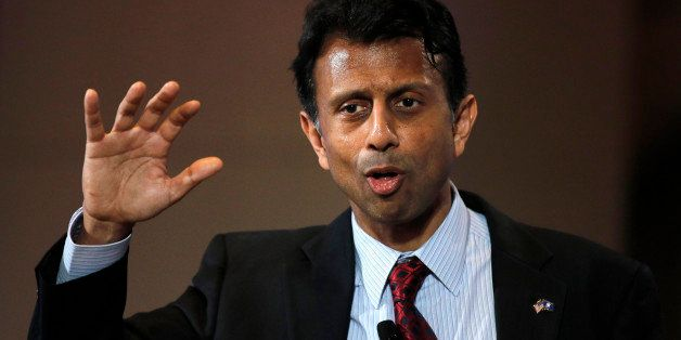 Louisiana Gov. Bobby Jindal speaks at the free market Club for Growth winter economic conference at the Breakers Hotel Saturd