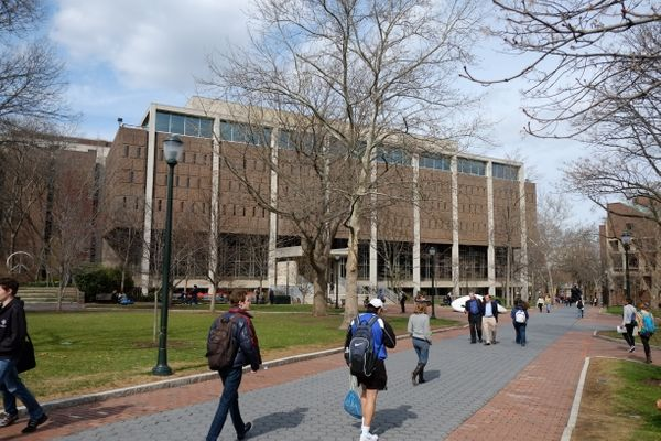 Orders from University of Pennsylvania students increase 18% during finals week compared to the rest of the term.