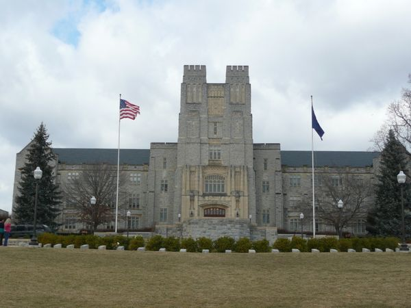 Orders from Virginia Tech students increase 46% during finals week compared to the rest of the term.