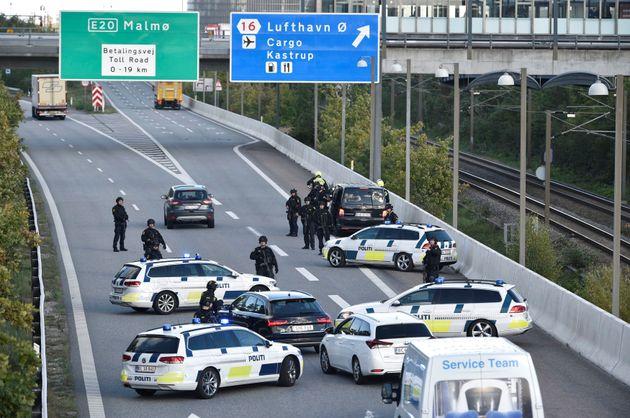 Η Δανία «έκλεισε» δύο γέφυρες και τα πορθμεία που τη συνδέουν με Γερμανία και Σουηδία. Επιχείρηση με...