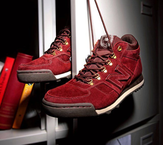 New Balance Creates Line Of Ivy League Inspired Shoes Huffpost