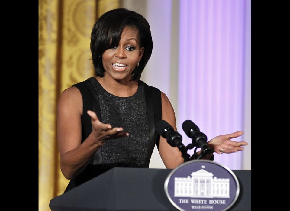 "The First Lady will speak at the <a href=""https://www.huffpost.com/entry/michelle-obamas-commencem_n_840742"" target=""_hplink"""