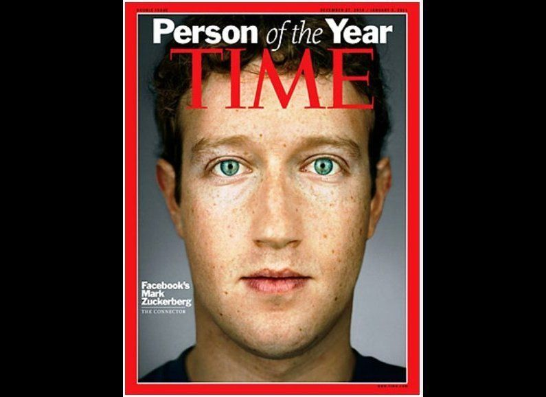 In February 2004, Zuckerberg founded what would one day become the second most visited website in the world.  He was a ninete