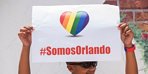 ORLANDO, FLORIDA - JUNE 13, 2016:  