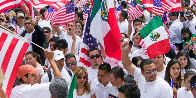 USA, California, Los Angeles, May 1, 2006