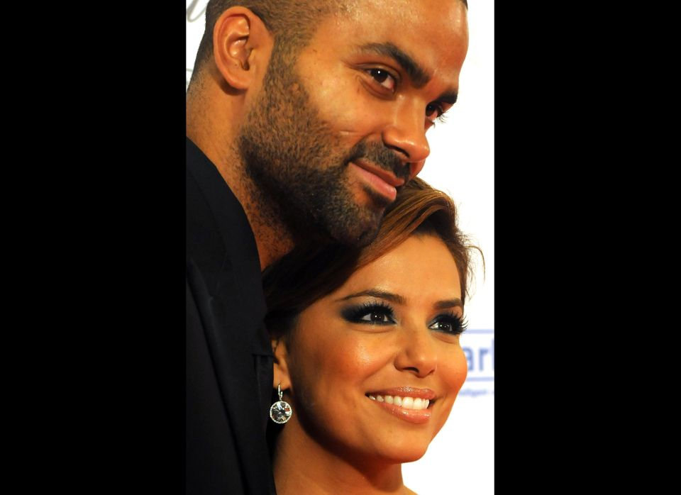 Eva Longoria and San Antonio Spur's point guard, Tony Parker, met in 2004 and were officially married in a civil ceremony in
