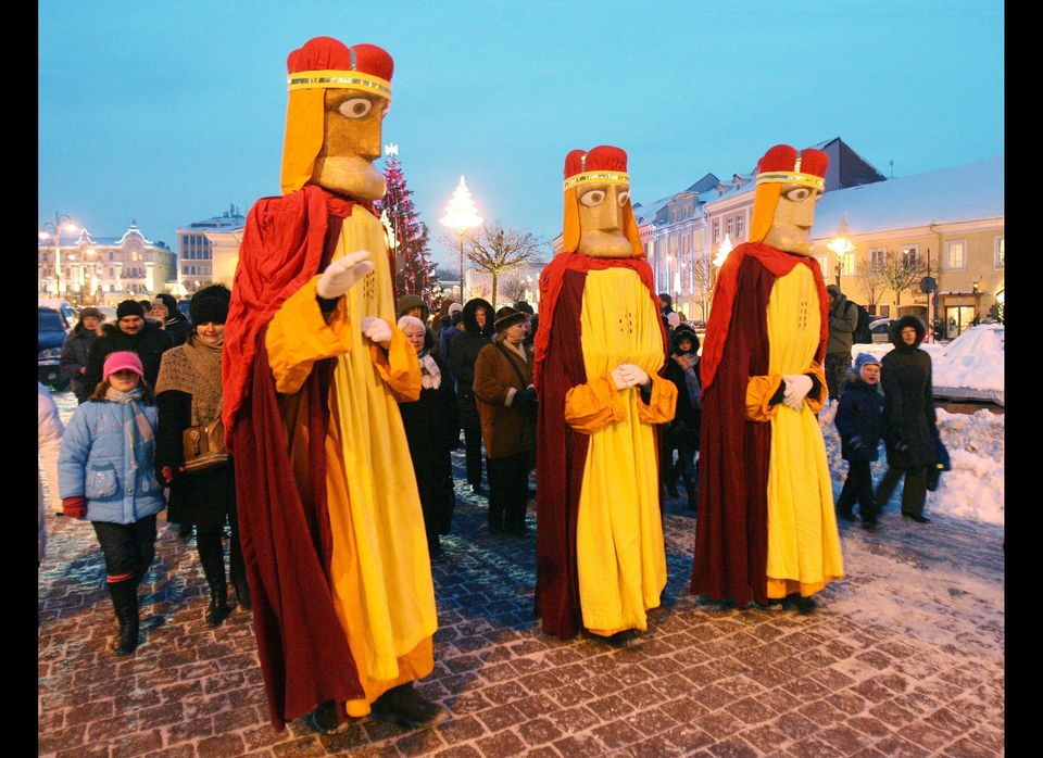 The Three Kings Day (D&iacutea De Los Reyes Magos) celebrates the Nativity story of the Three Kings, also referred to as The