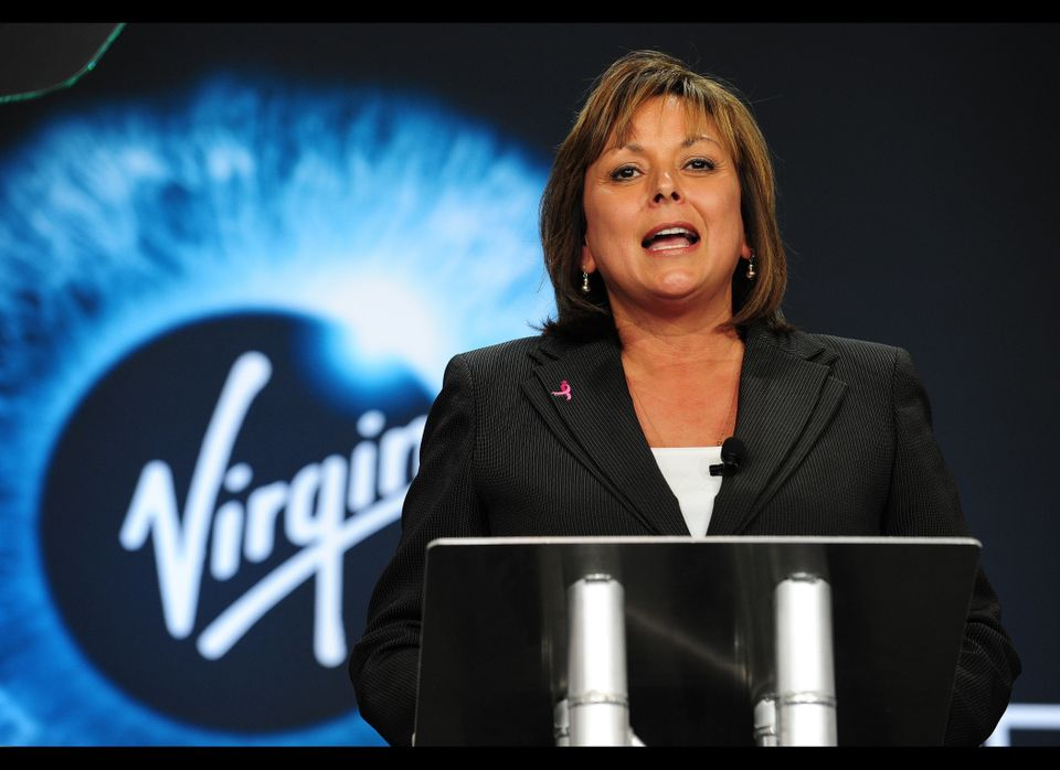 Susana Martinez was the first U.S. Latina governor when she was elected governor of New Mexico in 2010. She is a Republican a