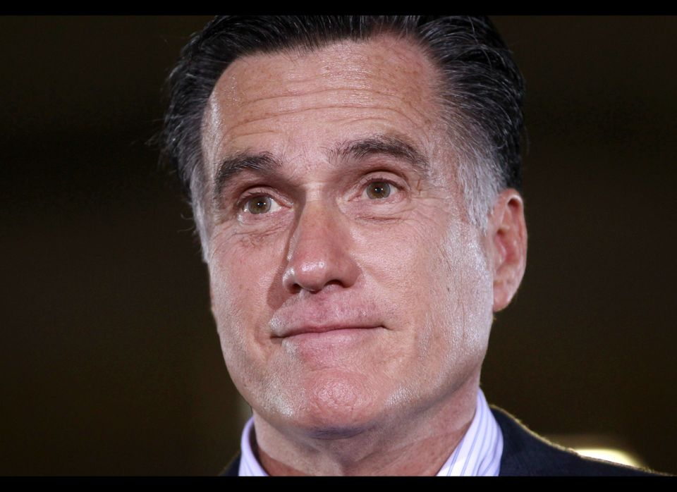 If not the most memorable moment of the run-up to the Florida GOP primary, the most comical one had to be Mitt Romney's <a hr