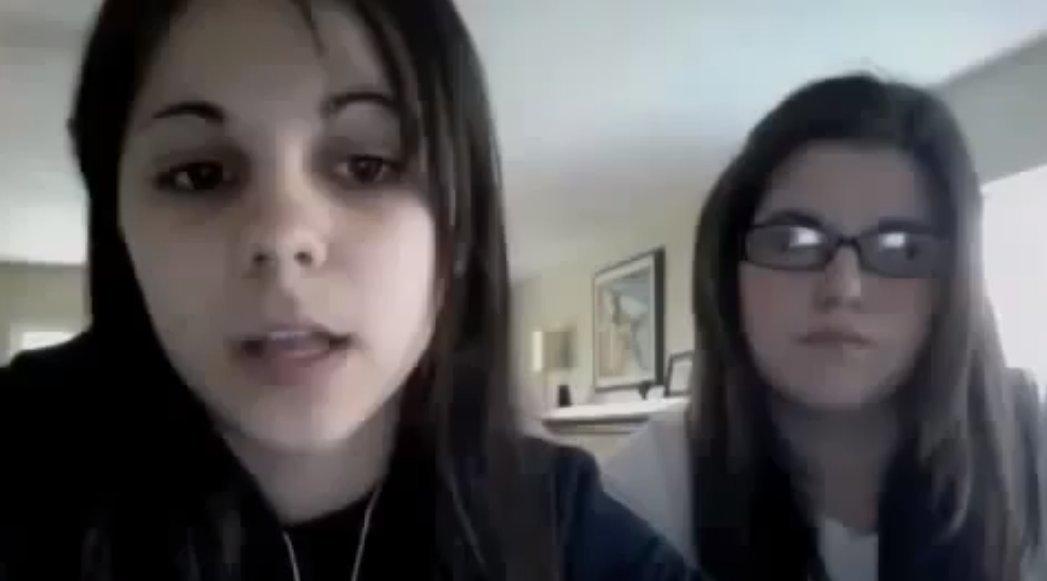 Teen girls you tube