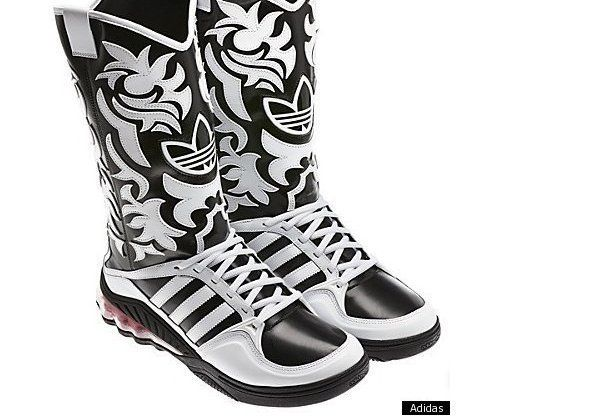 Adidas Releases Cowboyboot Sneaker