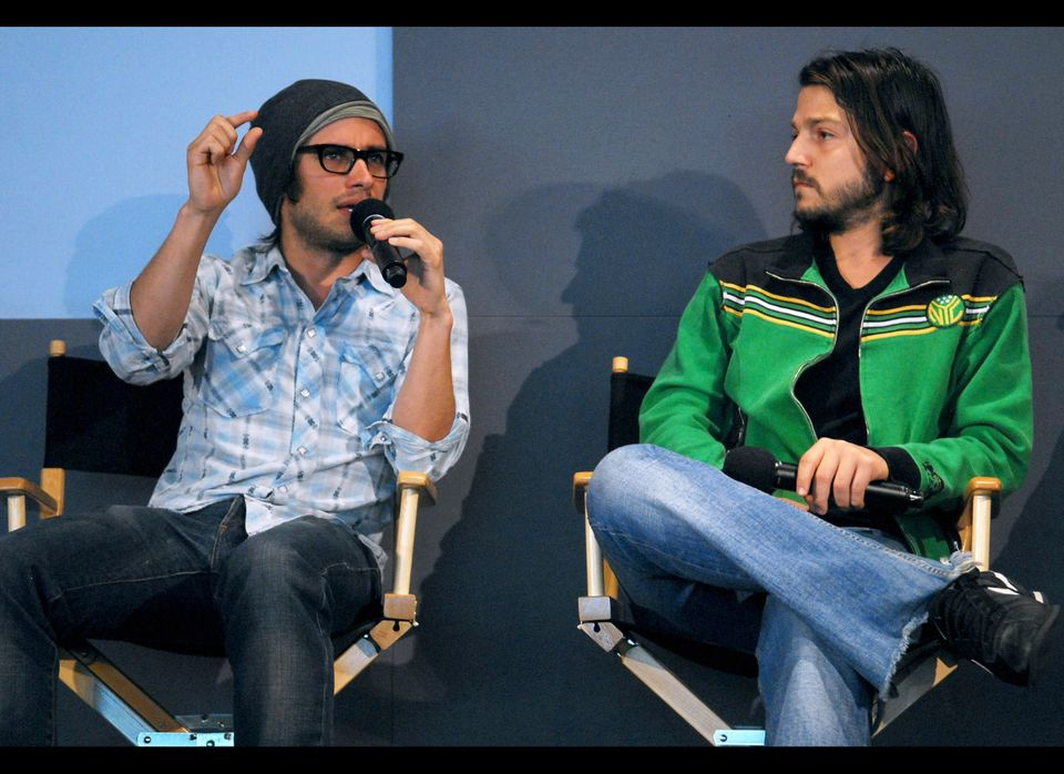 Diego Luna was 12 years old when he appeared in his first Mexican telenovela, <em>El Abuelo Y Yo</em> in 1992. He would meet