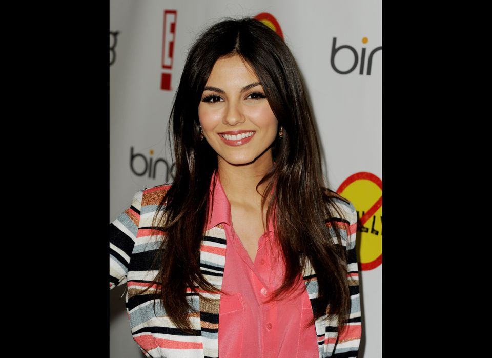 "Best known for her starring role as aspiring singer Tori Vega on Nickelodeon's hit series, ""Victorious,"" half-Puerto Rican ac"