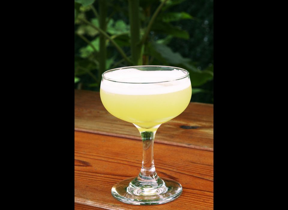 Ingredients: 1 1/4 ounces Tequila Don Julio 70 Añejo Claro 1/3 ounce Elderflower Liqueur 2/3 ounce fresh pineapple juice