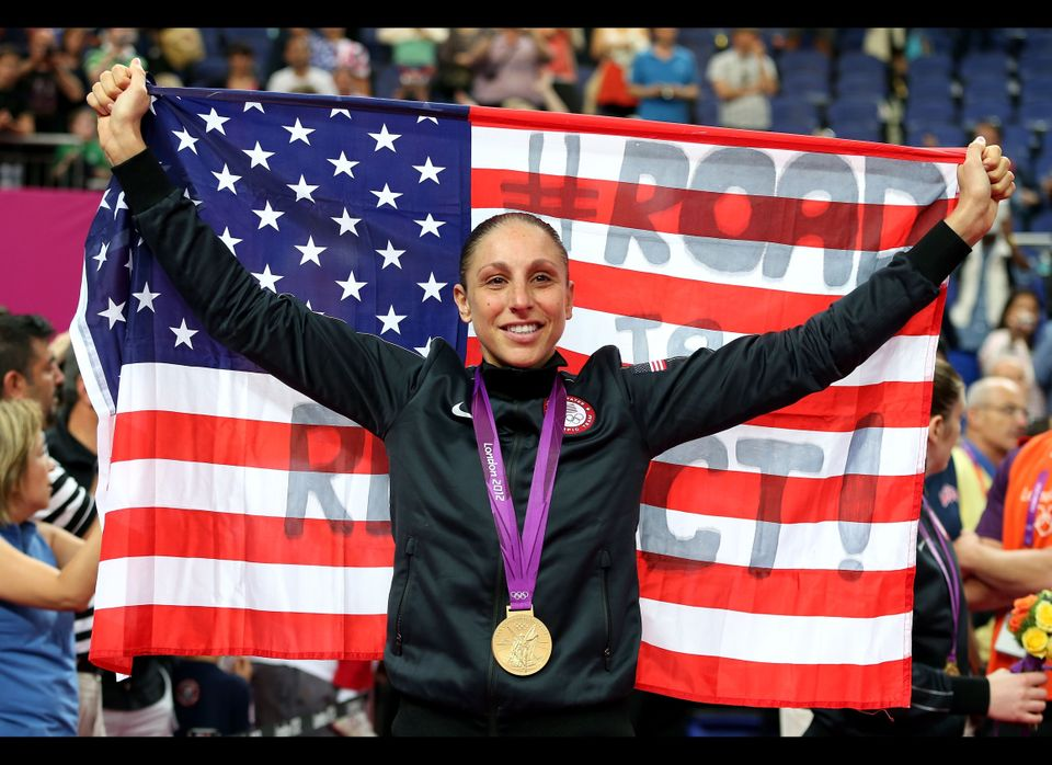 Voted by fans in 2011 as one of Top 15 players in WNBA history, Taurasi helped lead the U.S. Women's Basketball team to their