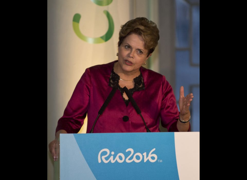 "As President of Brazil, Rousseff is <a href=""http://www.forbes.com/profile/dilma-rousseff/"" target=""_hplink"">the leader of th"