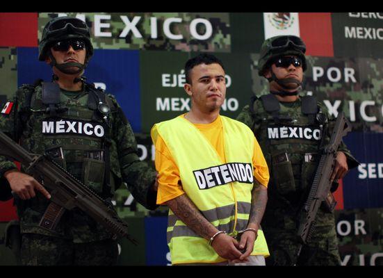 Jose Armando Moreno, 13 Year-Old Mexican Cartel Hitman