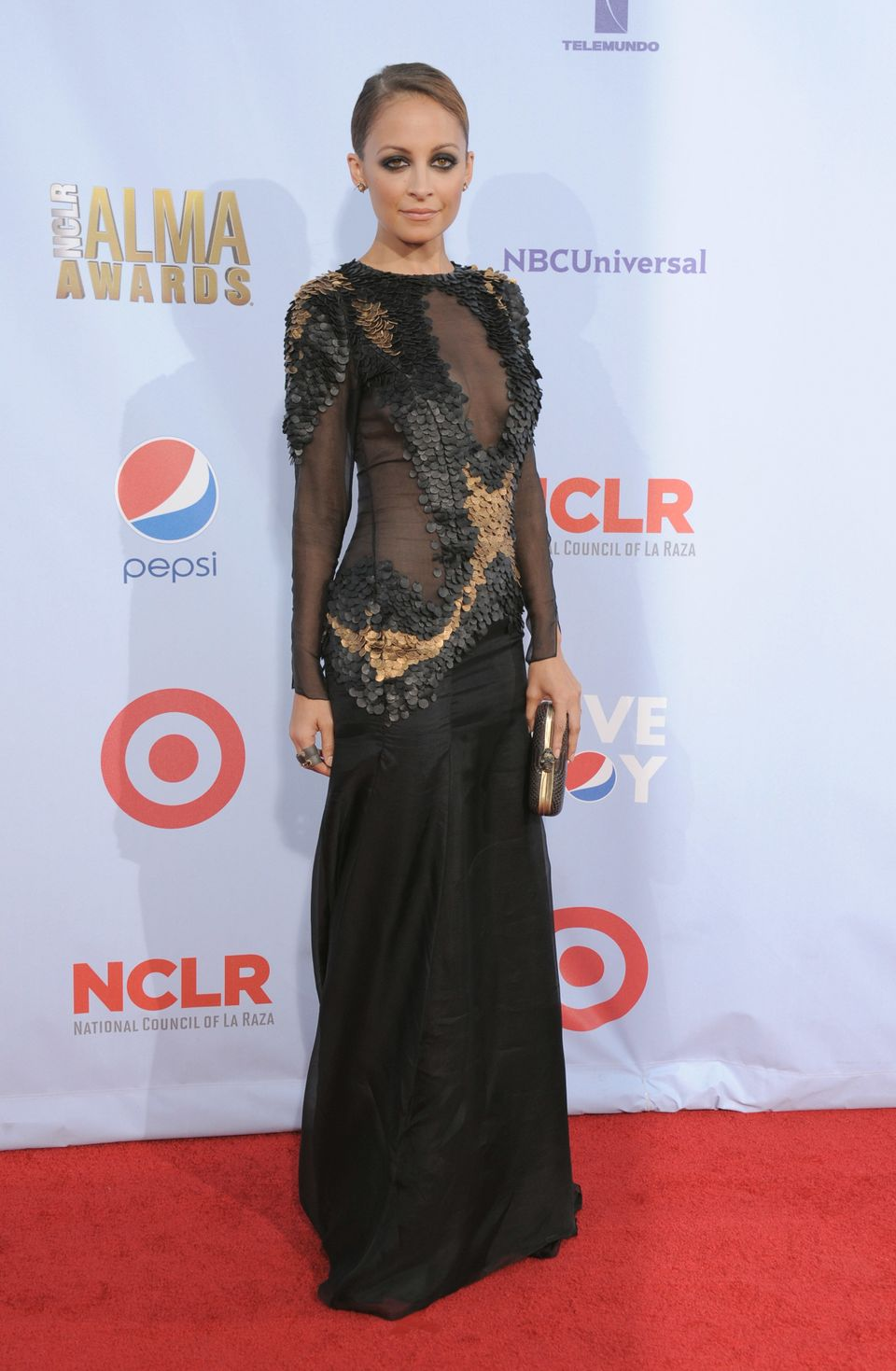 Watch the 2012 NCLR ALMA Awards Friday, September 21 at 8PM / 7PM CT on NBC.