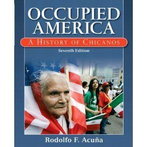 "The most successful book written by professor Rodolfo Acuña, ""Occupied America"" represents all that Arizona Attorney General"