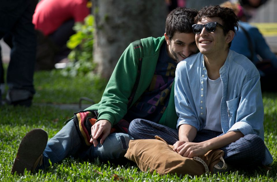 "<a href=""http://articles.latimes.com/2010/jul/16/world/la-fg-argentina-gays-20100716"">Argentina legalized gay marriage</a> in"