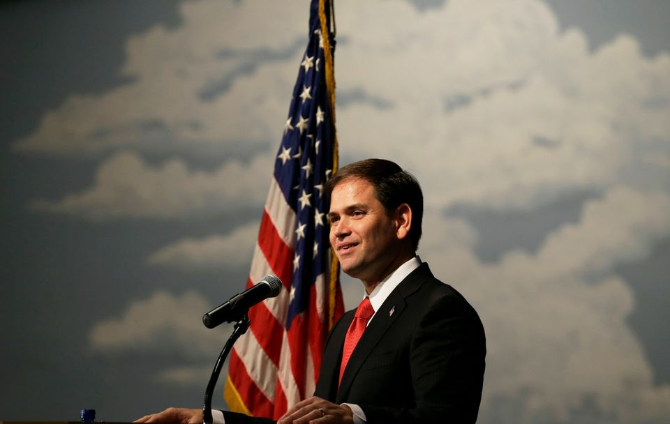 The Cuban-American conservative with Tea Party backing rose to prominence during the presidential campaign as the GOP's point