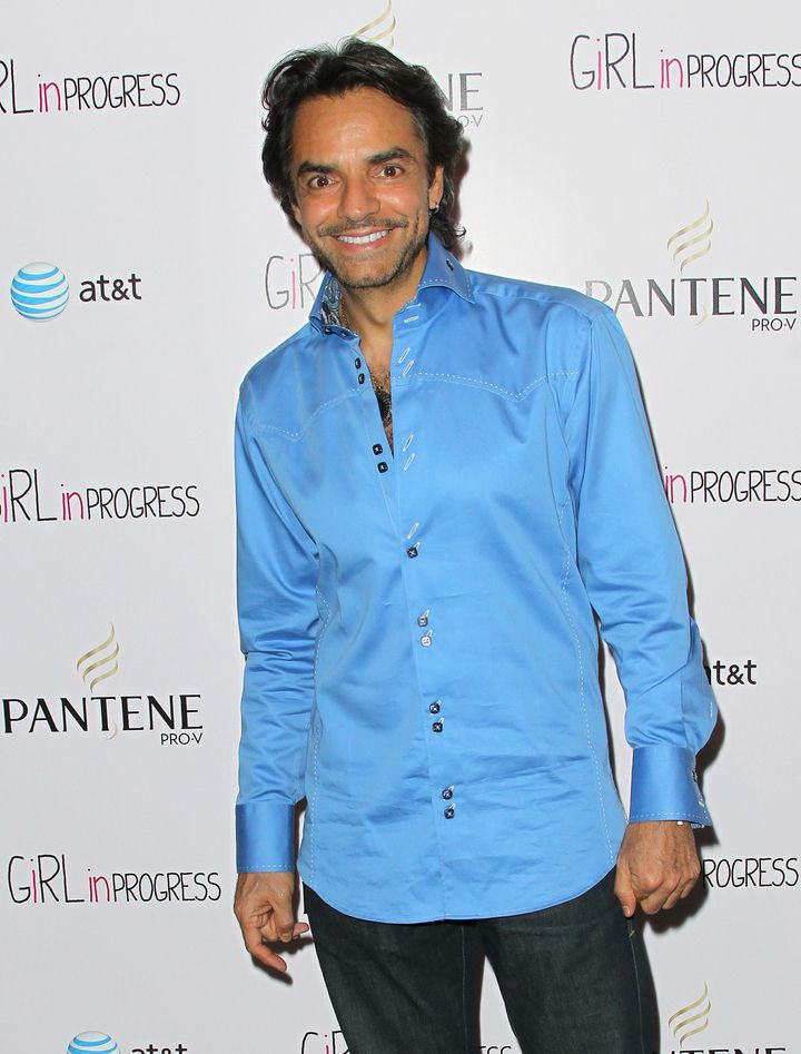 LOS ANGELES, CA - MAY 02: Actor Eugenio Derbez attends the Screening of 'Girl In Progress' at the Directors Guild of America