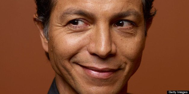 TORONTO, ON - SEPTEMBER 09:  Actor Benjamin Bratt of 'The Lesser Blessed' poses at the Guess Portrait Studio during 2012 Toro