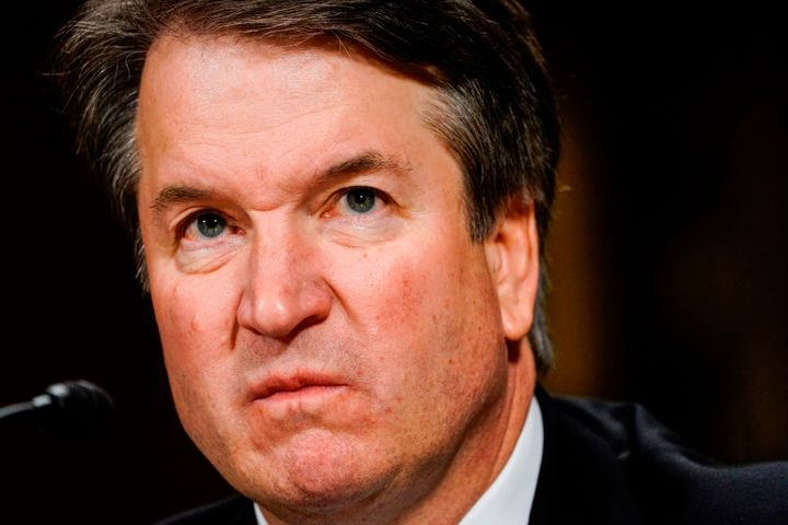 Harvard Law School Dean Won't Say If Brett Kavanaugh Still Has A Job
