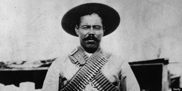 General Francisco Villa, born Doroteo Arango, also known as Pancho Villa (1877 - 1923) Mexican bandit and hero of the Mexican