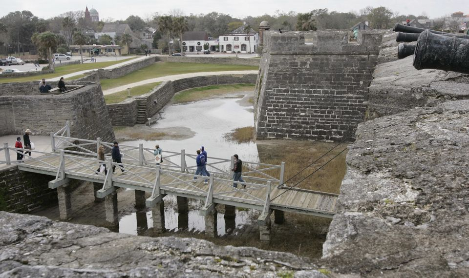The oldest continuously inhabited European settlement in what is today the United States is the city of St. Augustine, founde
