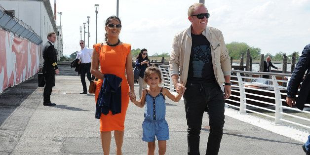 Salma Hayek Says Daughter Valentina Loves Acting And Being