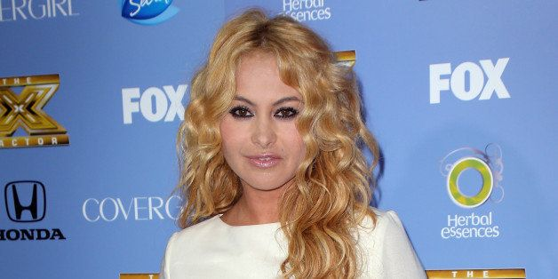 LOS ANGELES, CA - SEPTEMBER 05:  Singer Paulina Rubio attends 'The X Factor' Season 3 premiere party at Cecconi's Restaurant