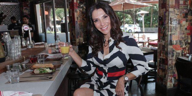 MIAMI, FL - FEBRUARY 01: Maggie Jimenez attends Univision Presents Una Manana Deliciosa on February 1, 2012 in Miami, Florida