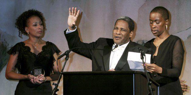 NEW YORK - OCTOBER 20:  Honoree Jesus 'Tato' Laviera speaks at the American Diabetes Association Hosts Live The Good Life Awa