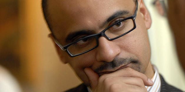 Dominican MIT professor Junot Diaz, winner of the Pulitzer Prize for his novel 'The Brief Wondrous Life of Oscar Wao' attends