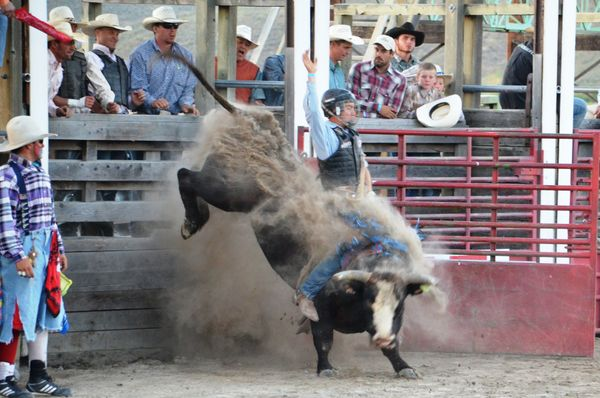 """The name for this American cowboy tradition is actually a Spanish word <a href=""""http://www.merriam-webster.com/dictionary/rod"""