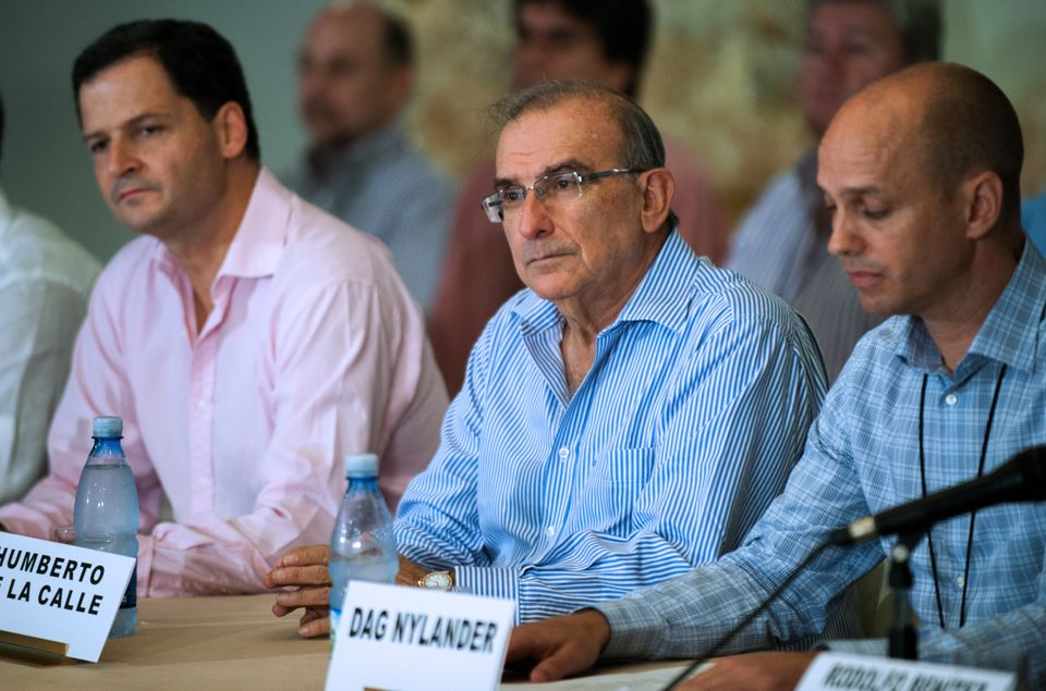 After 59 years of fighting 2013 was the year of peace negotiations. Havana was the setting for talks between the Government o