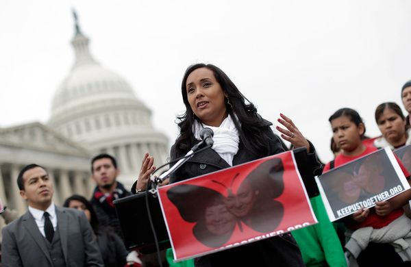 """A longtime community organizer and prominent Dreamer, <a href=""""https://www.huffpost.com/entry/erika-andiola-immigration_n_249"""