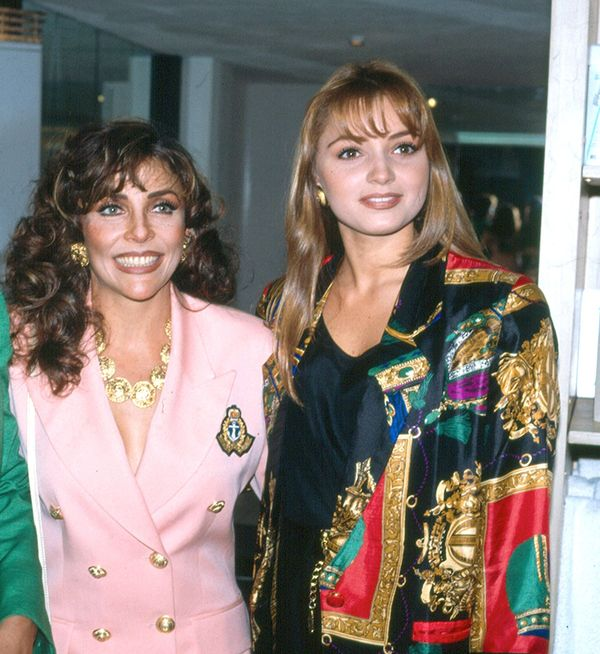 At the time, Rivera was married to Castro's brother. Today, Angélica is the First Lady of Mexico and has come a long way from