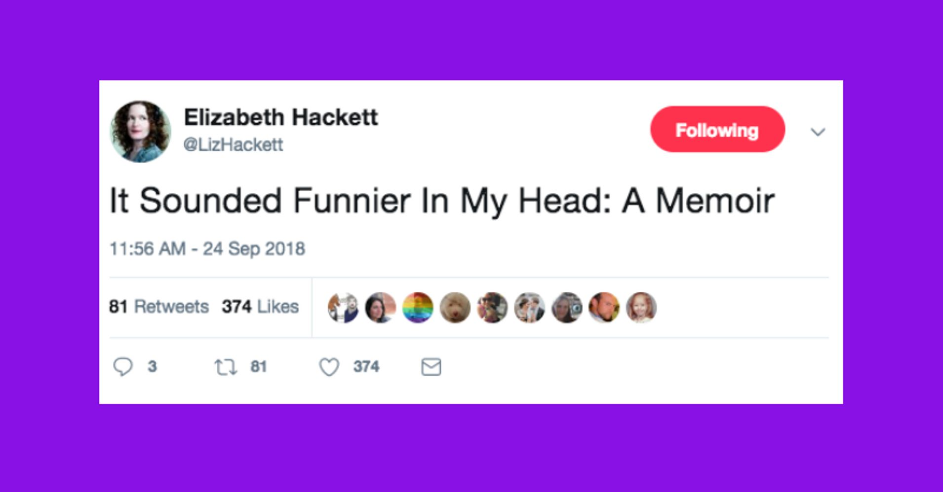 The 20 Funniest Tweets From Women This Week (Sept. 22-28)