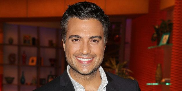 MIAMI, FL - SEPTEMBER 23: Jaime Camil is seen on the set of Univision's 'Despierta America' morning show at Univision Headqua