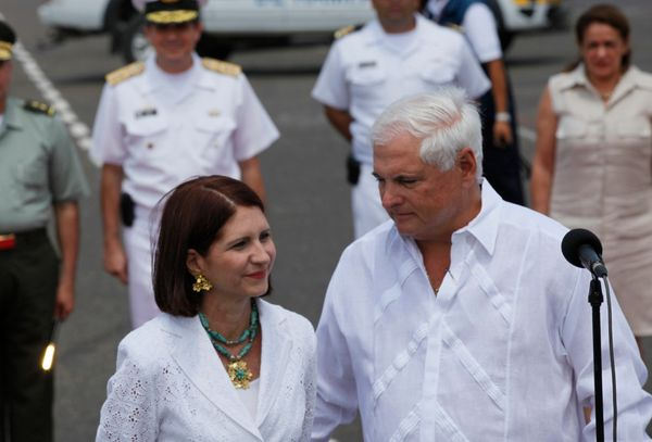 Panama's current president, Ricardo Martinelli, may not be able to run again for the presidency this year, but that doesn't m