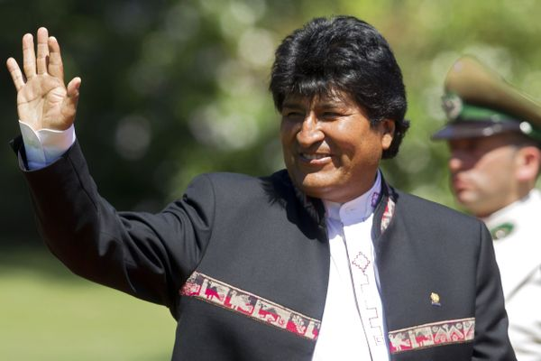 Bolivia's constitution limits a president's time in office to two terms, but Evo Morales is ready to seek a third term. Boliv